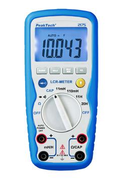 Вимірювач LCR PeakTech® 2175