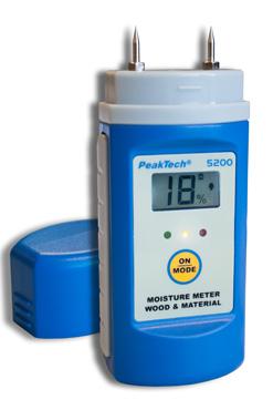 Измеритель влажности PeakTech® 5200