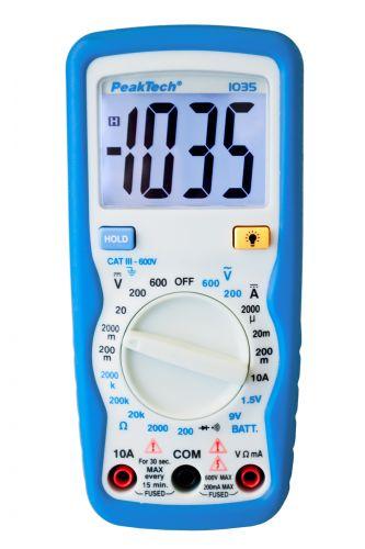 Мультиметр PeakTech® 1035