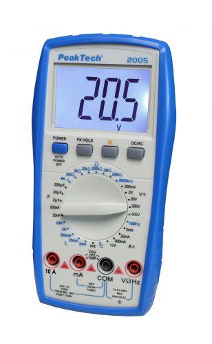 LCR мультиметр PeakTech® 2005