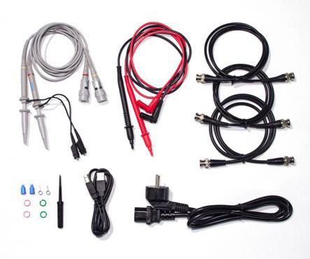 Цифровой осциллограф с сенсорным экраном PeakTech® 1356