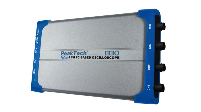 Осцилограф PeakTech® 1330