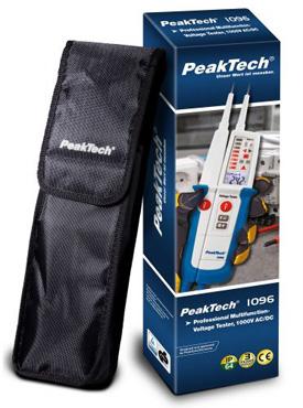 Тестер напруги AC-DC PeakTech® 1096