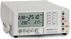 Аналізатор потужності PeakTech® 2510