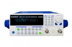Функціональний генератор сигналів PeakTech® 4060 MV