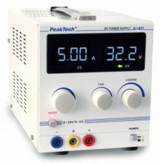Лабораторный блок питания PeakTech® 6140