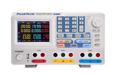 Цифрове програмоване джерело живлення PeakTech® 6181