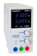Лабораторный блок питания PeakTech® 6225A